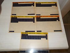 LOT MICROFICHES YAMAHA DT RD TY FS 80.