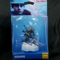 Battlefield V Five Totaku Figure Solveig Gamestop Exclusive New 1st Edition