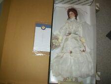 Gibson - Heirloom Bride Doll - Franklin Mint - New