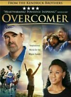 DVD- Overcomer NEW From The Kendrick Brothers SHIPS TODAY!