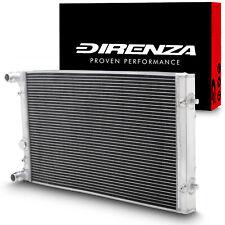 DIRENZA ALLOY RADIATOR RAD FOR SEAT LEON TOLEDO 1.8T CUPRA R 1.9 TDI 1.8 20V