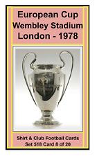 1978 - Kaabi Monty Gum Copa del Mundo de fútbol Túnez