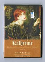 Katherine: by Anya Seton:  MP3CD Audiobook