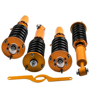 Coilovers Suspension Kit for BMW 5 Series E39 Shock Struts 99 00 01 2002 2003