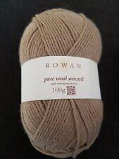 Rowan Pure Wool Worsted (Superwash) Yarn 100g Color 2567 Light Tan