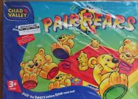 Chad Valley Pair Bears 3+ - Match The Teddy Bears Timer Pop Up Game