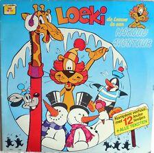 VINILE LP 33 GIRI RPM LOEKI DE LEEUW IN EEN IJSKOUD AVONTUUR WSP LP 16061 1987