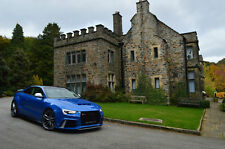 Audi rs5 bodykit AUDI A5 COUPE TUNING BODYKIT AUDI S5 WIDE BODY KIT