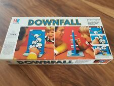 Vintage Retro Rare 1970's ~ DOWNFALL Game ~ 4720-LGB 1277 ~ MB Games ~ Complete