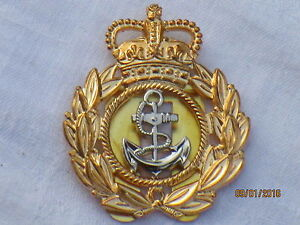Royal Navy Chief Petty Officer Badge, CPO,Marine Abzeichen,England, GB,UK