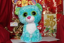 """Ty Beanie Boos Jumbo Leona The Leopard.16"""".Justice Exclusive.2014 Release.Mwnmt"""