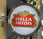Stella Artois Pub Bar Double Sided Wall Light Sign Local Pick Up Only!