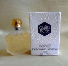 Ombre Rose  Jean-Charles Brosseau Eau de Toilette  60ml 1.6oz Spray Almost Full