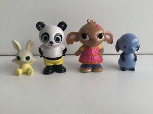 Bing Figures Characters Cbeebies BBC Kids Toy 2019 Charlie Pando Sula Amma
