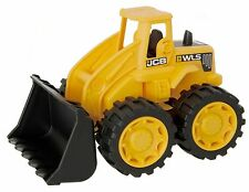 JCB Mini Wheeled Loader Chunky 7'' Design Construction Toy Age 18+ months NEW