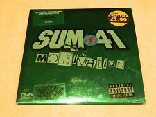 Sum 41 Motivation DVD Single [Strictly Limited Number Edition: 05960]