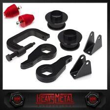 "3"" + 1.5"" Full Leveling Lift Kit w/ Torsion Tool + Bump Stops 03-10 Hummer H2"