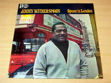 EX-/EX- !! Jimmy Witherspoon/Spoon In London/1968 Transatlantic LP