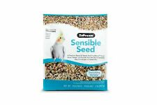 New listing ZuPreem Sensible Seed Bird Food for Small, Medium, Large Birds, Parrots & Con.