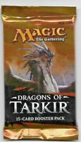 * Dragons of Tarkir - Booster Pack x 1 * Brand New - From sealed Box - MTG