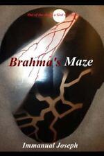 Brahma's Maze by Immanual Joseph (2014, Paperback)