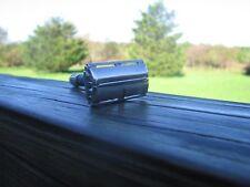 Gillette 1967 Black Handle Silver Flare Tip Super Speed DE Safety Razor (M-1)