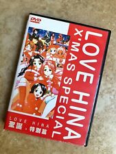 Love Hina Christmas Xmas Movie Anime Japanese Dvd
