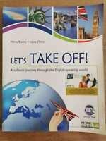 Let's take off! - Bianco/Chiosi - Elledue edizioni - 2014 - AR
