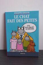 Philippe Geluck : LE CHAT FAIT DES PETITS - 3 volumes sous coffret - NEUF