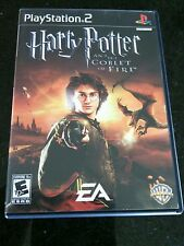 Harry Potter Goblet of Fire Sony PlayStation 2, 2005 PS2 Complete Game Disc