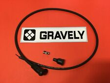Replaces Gravely Tractor Model L C Custom Convertible 1731 Spark Plug Wire