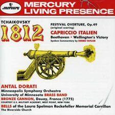Antal Dor ti - 1812 Overture / Wellington's Victory [New CD]