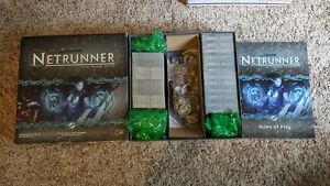 Android Netrunner Collection: 2 Original Core Sets + 12 Data Packs!