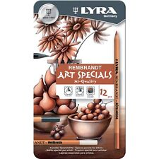 LYRA Rembrandt Art Specials Pencils Set of 12 Assorted Colors 2001123