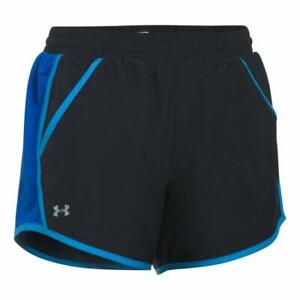 Under Armour Womens Fly By Running Shorts