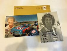 RICHARD PETTY KYLE PETTY 1979 Signed Autograph Nascar