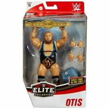 WWE Mattel Heavy Machinery Otis Elite Series #76 Figure PREORDER SHIPS JUNE