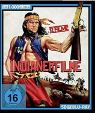 12 indianerfilme WESTERN AUDIE MURPHY JOHN WAYNE FORREST TUCKER Blu-Ray Box