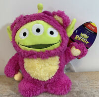 "Disney Pixar Toy Story Alien Remix Lotso 8 ½"" Plush Limited Release NWT"