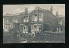 Somerset Walton CLEVEDON St Mary's Convalescent Home unused PPC