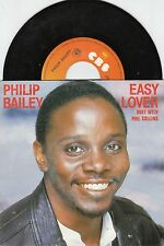 PHILIP BAILEY & PHIL COLLINS Easy Lover 45