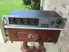 CARVER C-1 STEREO CONTROL PREAMPLIFIER SONIC HOLOGRAPHY PREAMP
