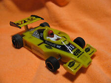 Slot Car F1 Renault Elf Slot-Car #15 by SCALEXTRIC C-134 1/32 Scale