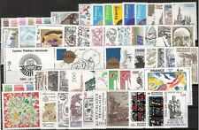 ANNEE COMPLETE NEUVE XX 1981 TIMBRES LUXE
