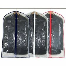 """1x Men's Suit Bag 24"""" X 36"""" Clothes Protection for Home or Travel HH0104A"""