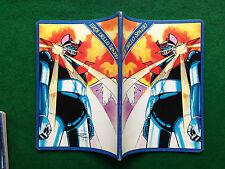 EROI DELLO SPAZIO MAZINGA Z Quaderno scuola vintage A5 righe L (80s) copybook