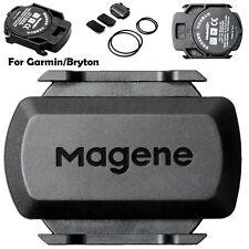 For Garmin Bryton All ANT+ Bluetooth Device Bike Wireless Speed Cadence Sensor