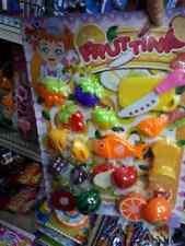 Cucina frutta pesci pane Set gioco ottima qualita giocattolo toy www