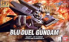 BANDAI 459381 HG 1/144 GUNDAM SEED STARGAZER GAT-X1022 Blu Duel Gundam