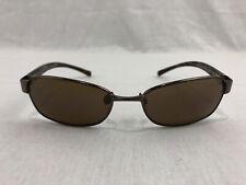 Maui Jim Kala Polarized Sunglasses MJ-101-25 Gold Frame Bronze Glass Lenses